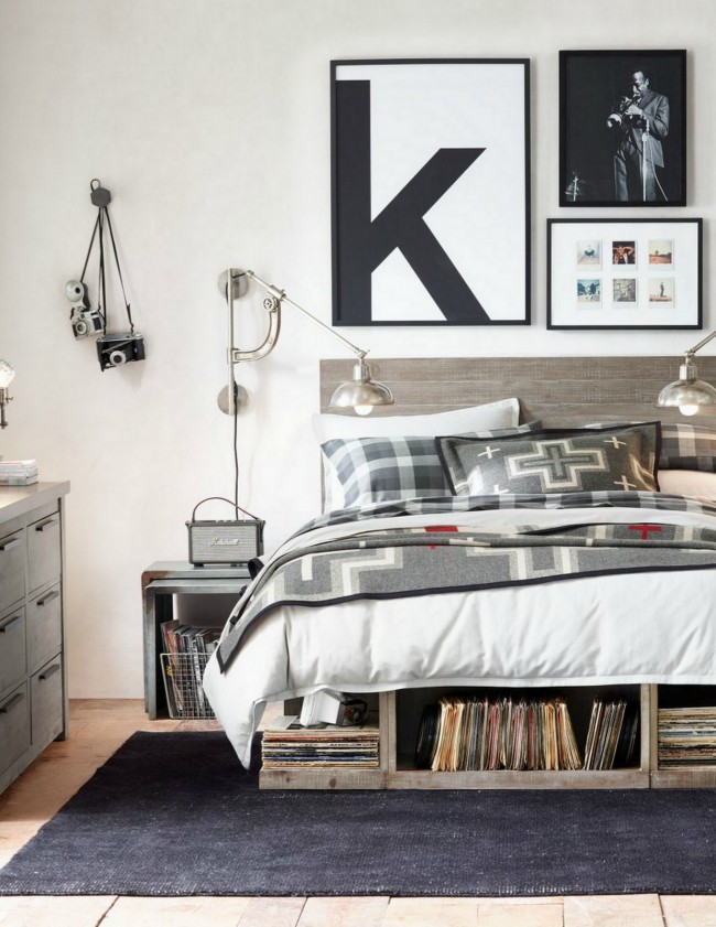 Modern Boys Bedroom