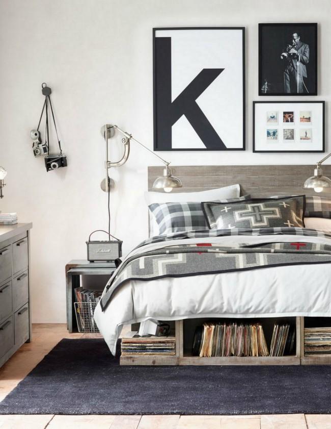 Modern Boys Bedroom