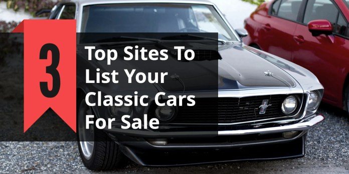 The Difference Between Classics Vintage Antique Cars