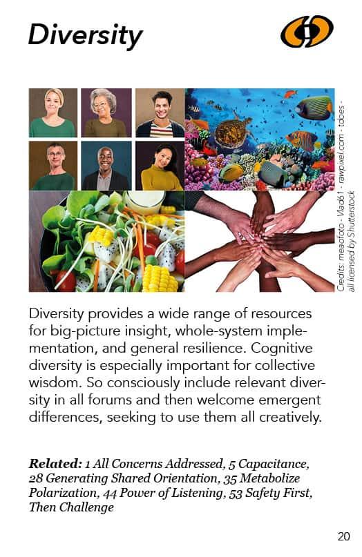 20 – Diversity