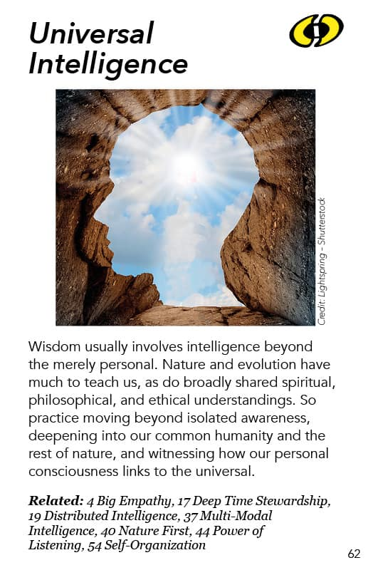 62 – Universal Intelligence