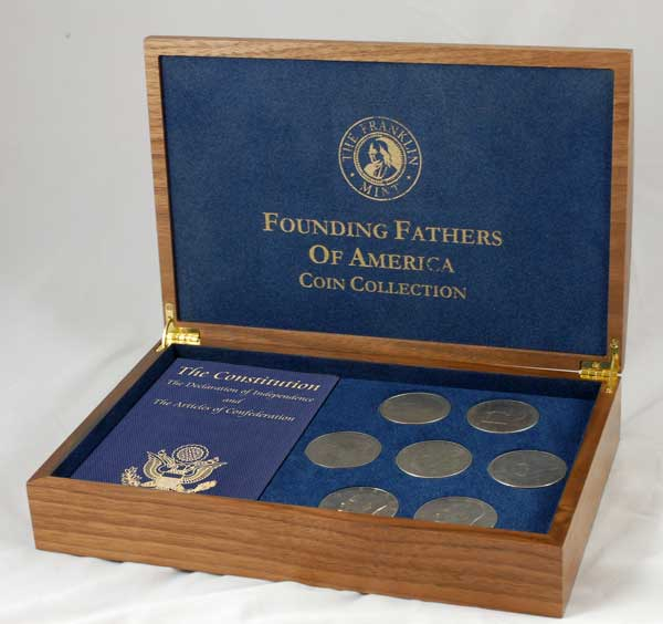 Founding Fathers Coin Collection