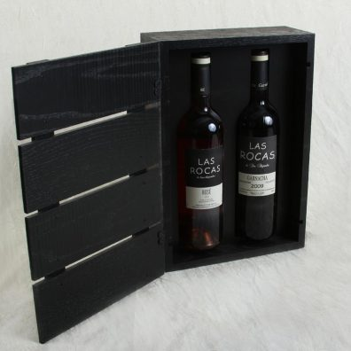 Las Rocas two bottle package