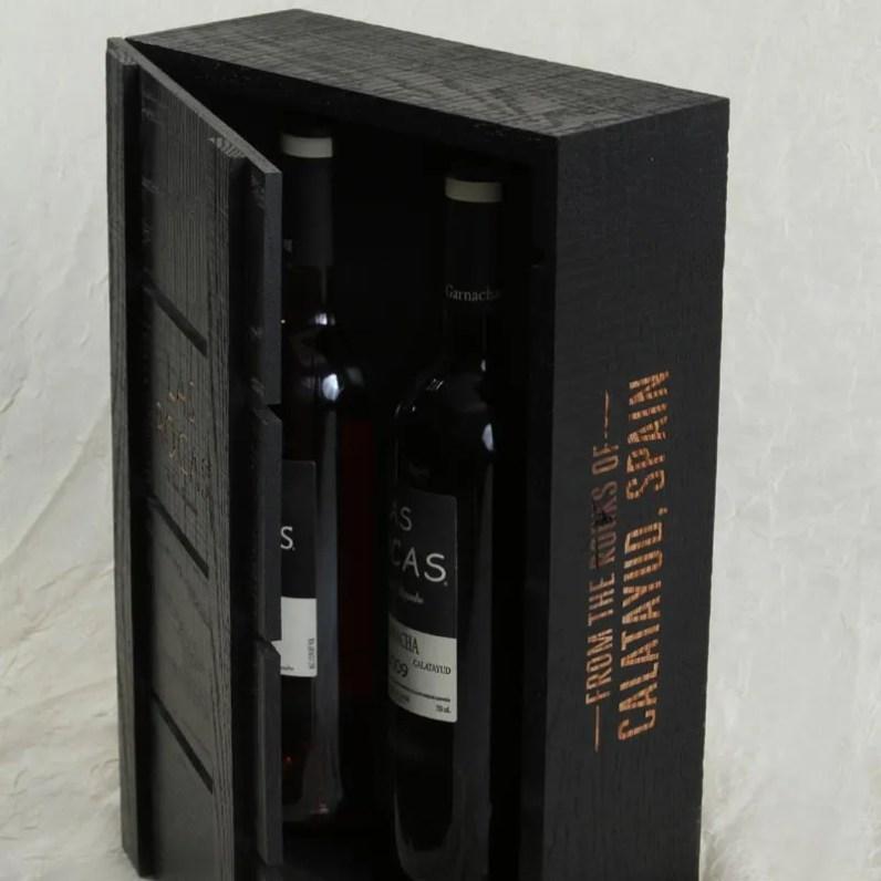Las Rocas two bottle package