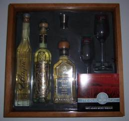 Complete Gift Package - Tequila Rack