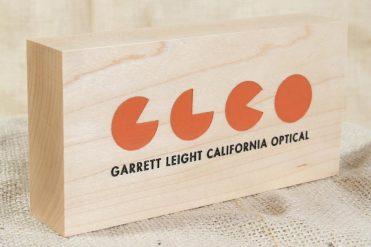 Garrett Leight California Optical promotional piece