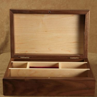 Product package with divided compartments