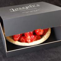 Joseph's Famous Strawberry Pie