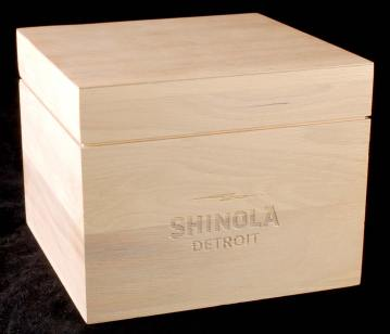 Shinola Watch Box