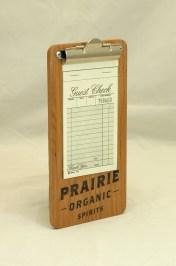 Menu Board Prairie Organic