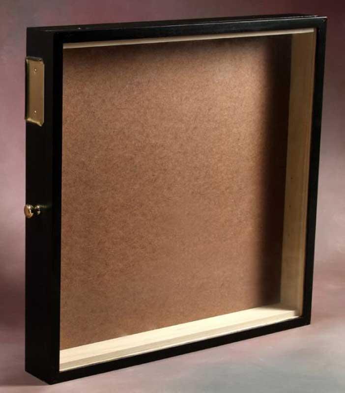 Glass Top Display Drawer