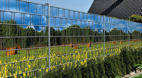 Sichtschutz WDI Zaun