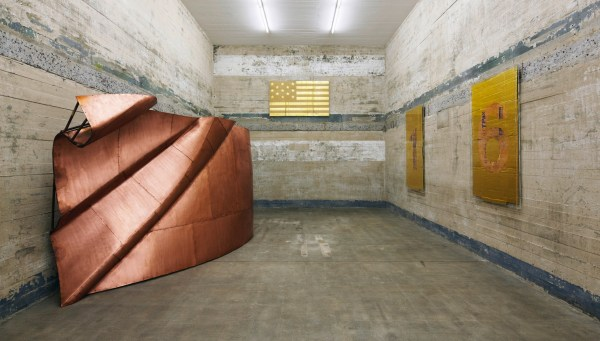 Danh Vo, Numbers (6), 2011; Trio, 2010; We the people
