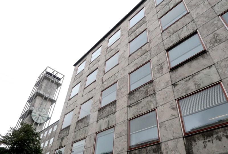 Aarhus Radhus City Hall Eric Moller Arne Jacobsen