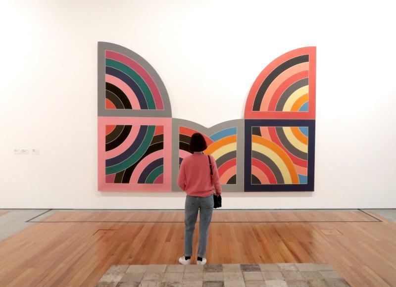 Berardo Collectie Lissabon Frank Stella