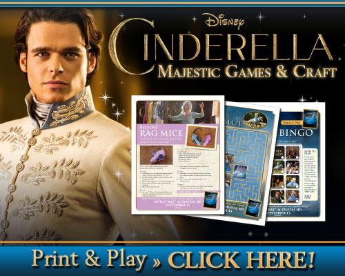 Download Cinderella Majestic Games & Craft