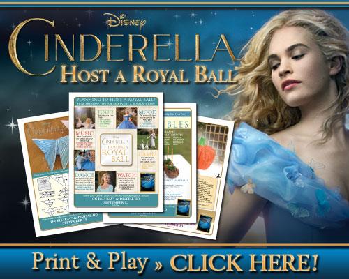 Download Cinderella Host A Royal Ball