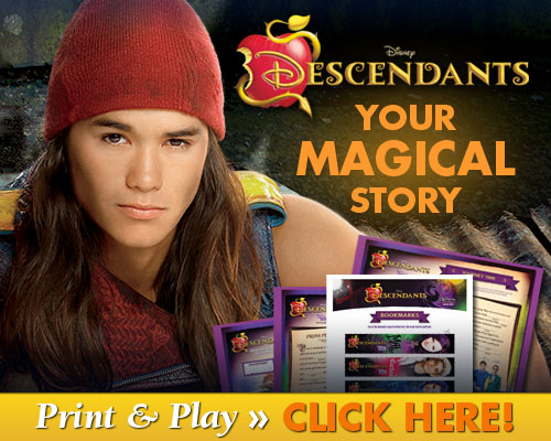 Download Descendants Your Magical Story