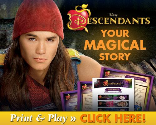Download Descendants Your Magical Story