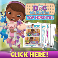 Download Doc McStuffins Toy Hospital Activities
