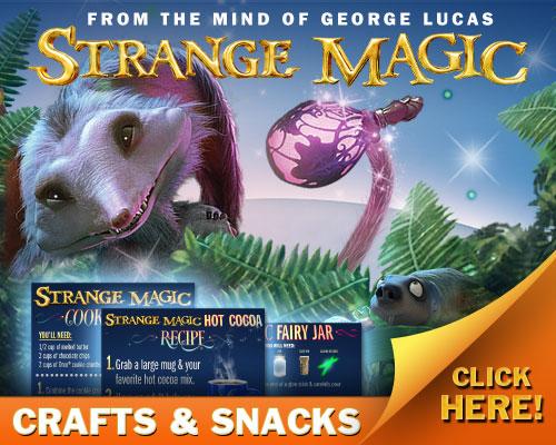 Download Strange Magic Crafts & Snacks