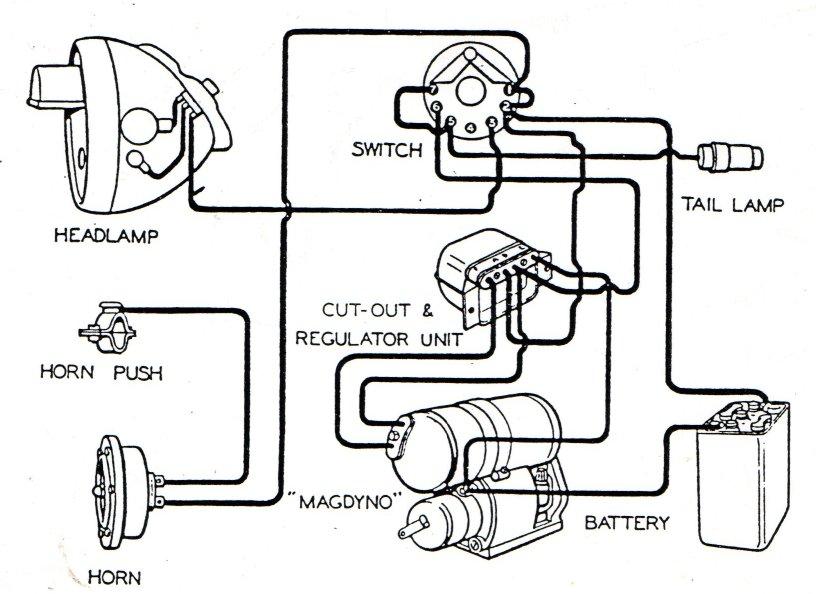 Lucas Regulator Wiring Diagram : 30 Wiring Diagram Images