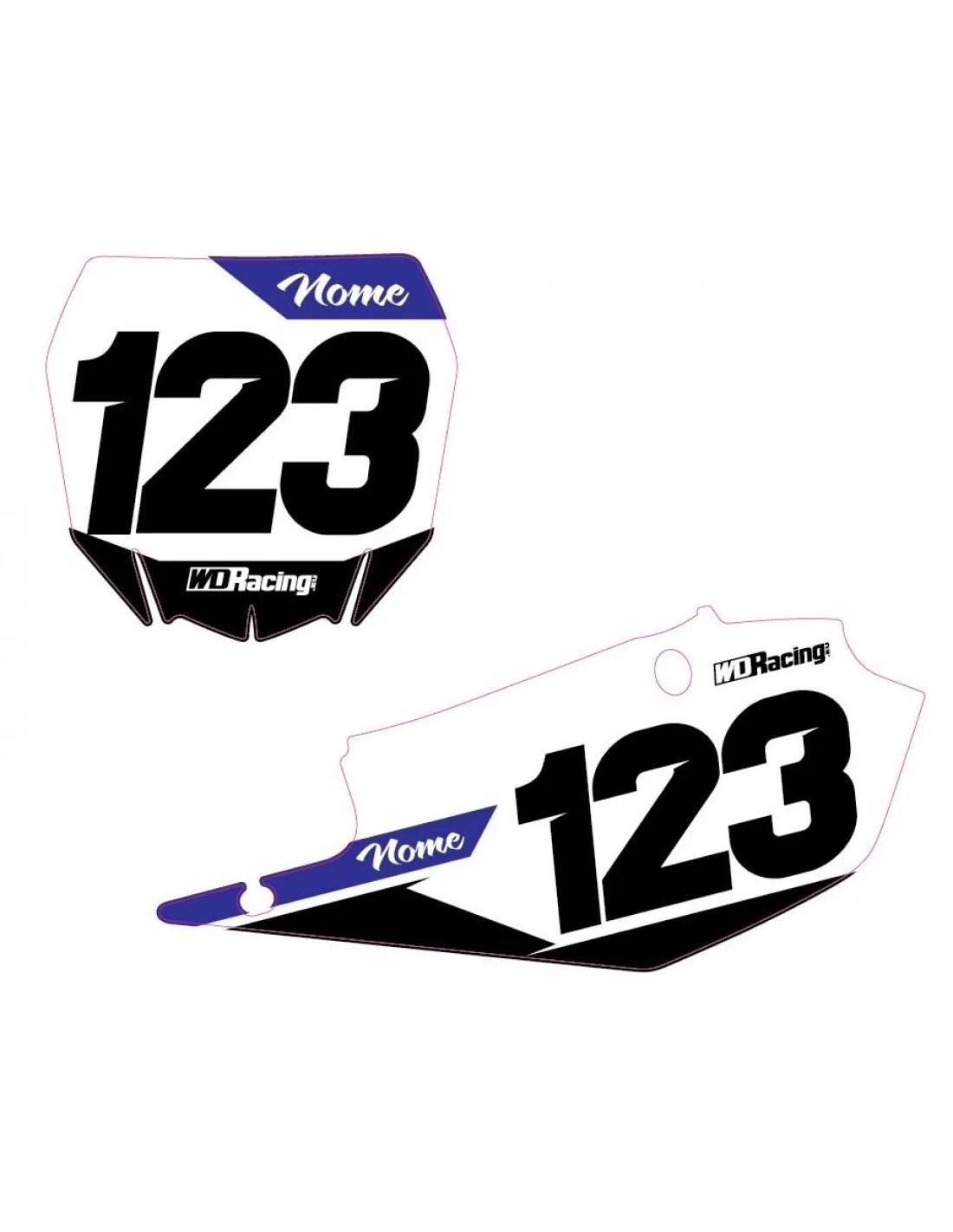 Tabelle Race 2 Yamaha Yz Yzf Wr Wrf