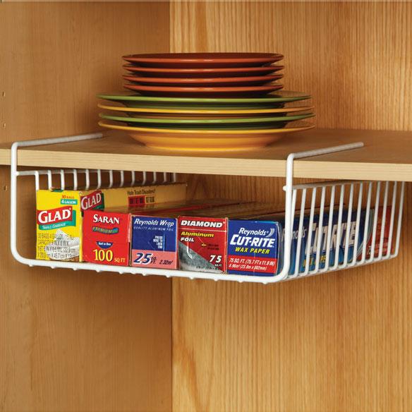Kitchen Wrap Holder Plastic Storage Walter Drake