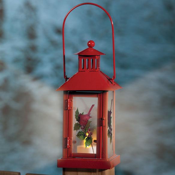 Cardinal Lantern Glass Lantern Hurricane Lamp Walter