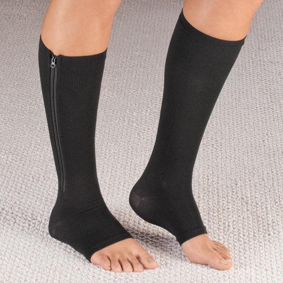 Magnetic Zipper Compression Socks Compression Socks
