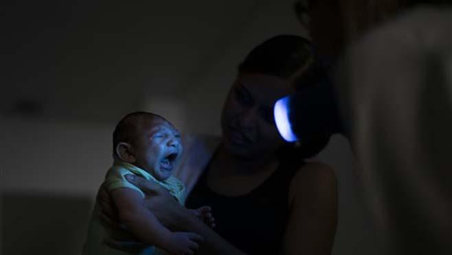 Brazil Zika Epicenter_139088