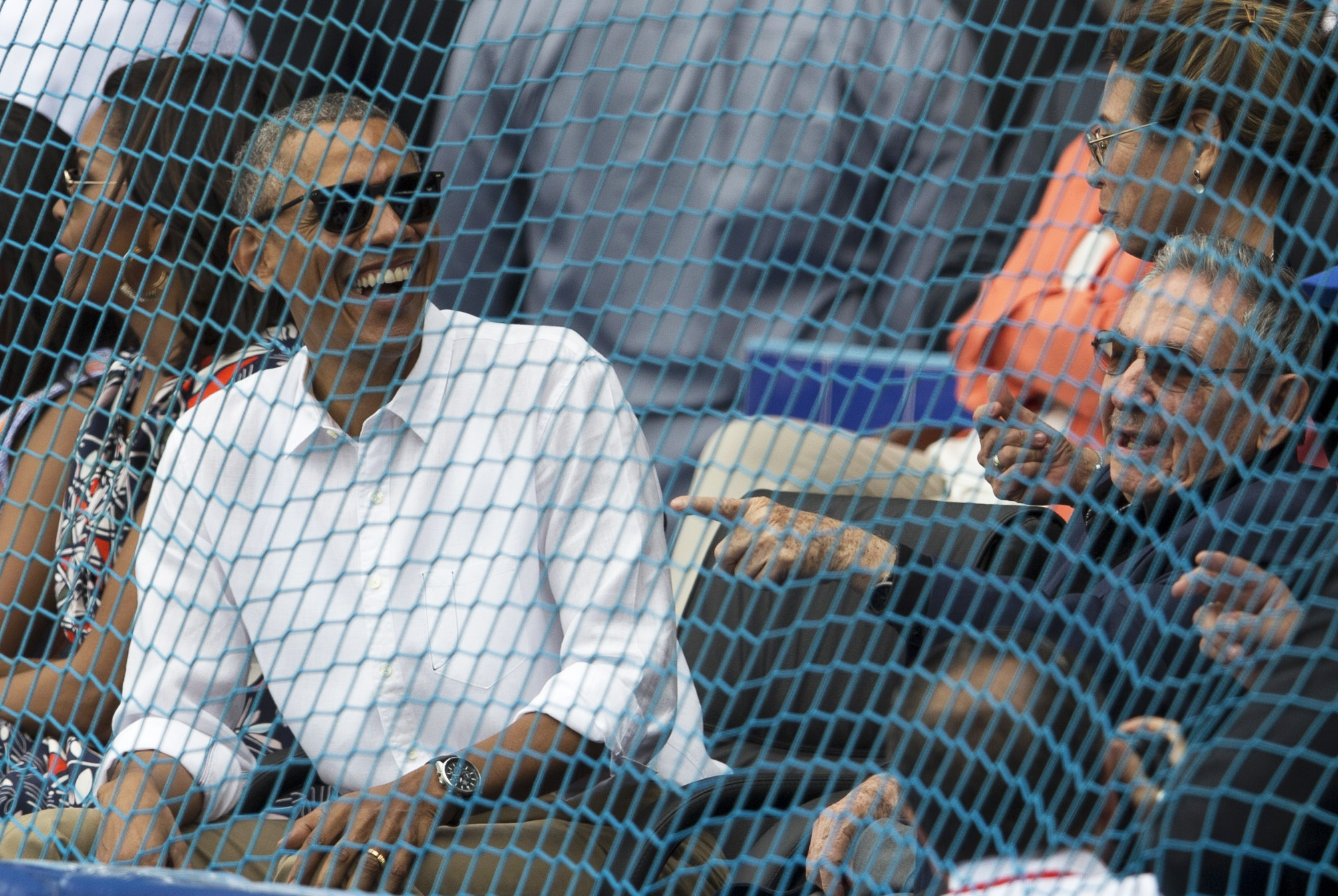 Barack Obama, Raul Castro_149977
