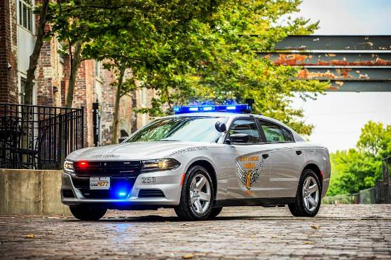 Ohio State Highway Patrol cruiser 2015_112352