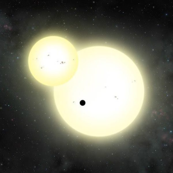 NASA - Double suns_166101