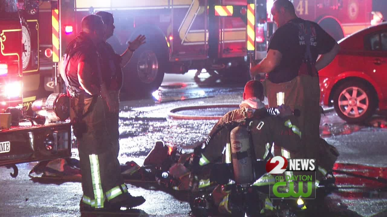 Local organization helping firefighters stay cool during high temps_180215