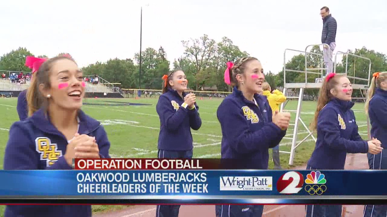 Cheerleaders of the Week Oakwood Lumberjacks_266121