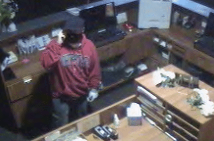 Troy Jewelry Break-in Suspect_277661