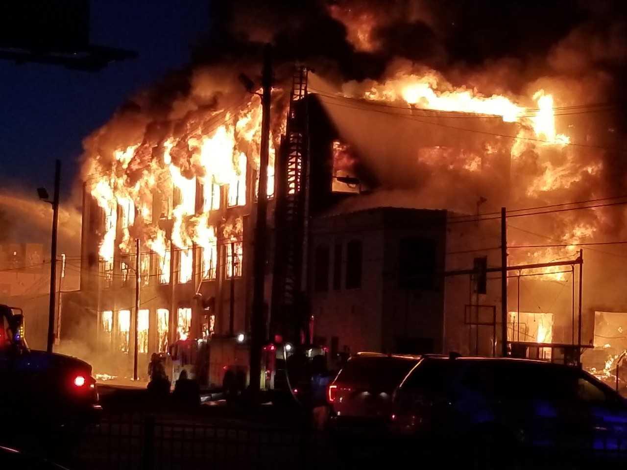 Hewitt Soap Factory Fire_279538