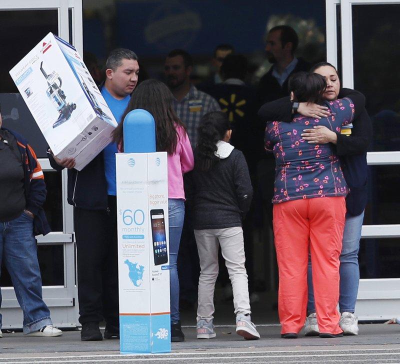 Walmart shooting in Colorado_278059
