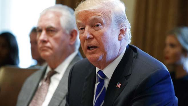 Donald Trump,Rex Tillerson_281236