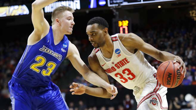 NCAA South Dakota St Ohio St Basketball_1521155624602