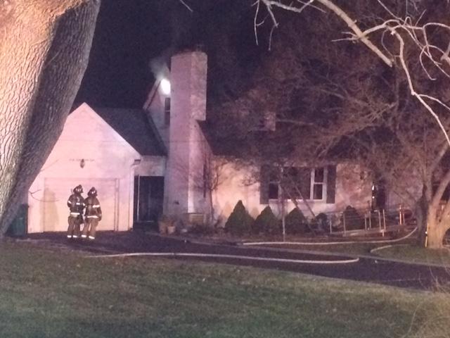 Beavercreek House Fire_301884