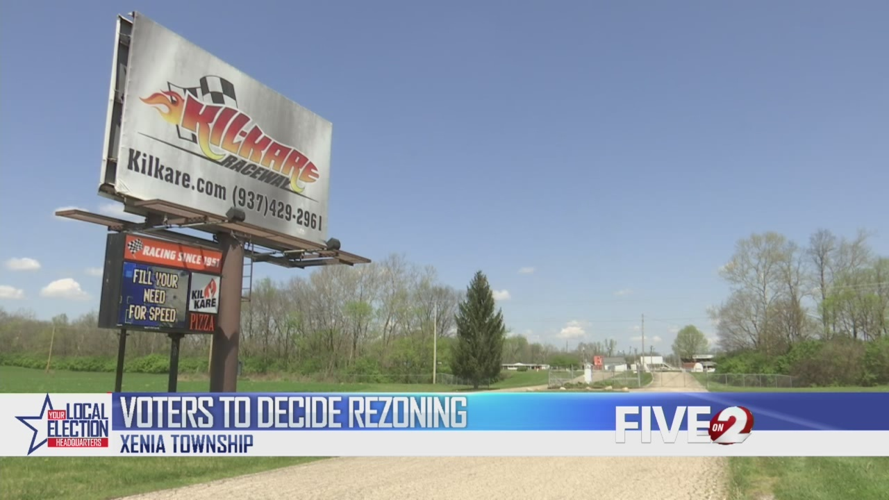 Xenia Township residents to vote on rezoning referendum