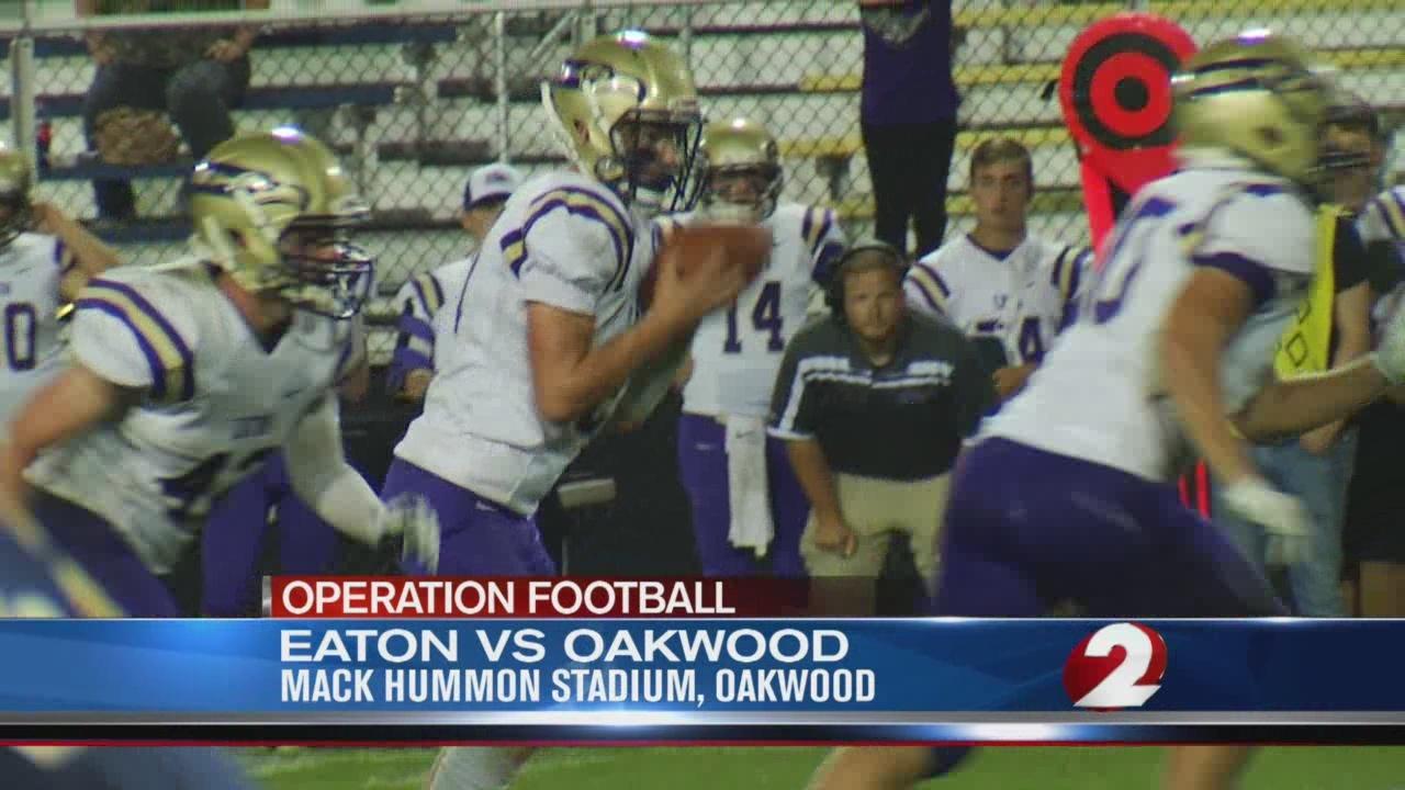 Operation Football Week 5: Eaton at Oakwood