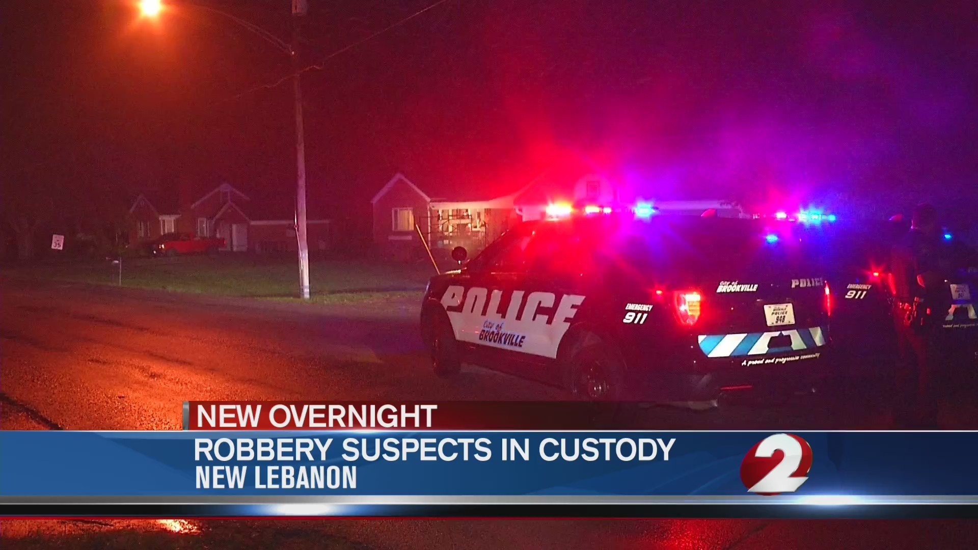 Armed robbery leads to police standoff in New Lebanon