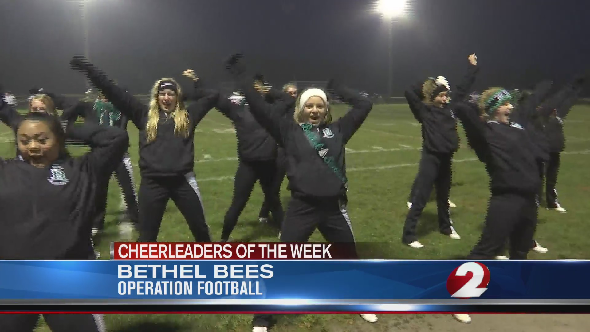 Operation Football Cheerleaders of the Week 10: Bethel Bees