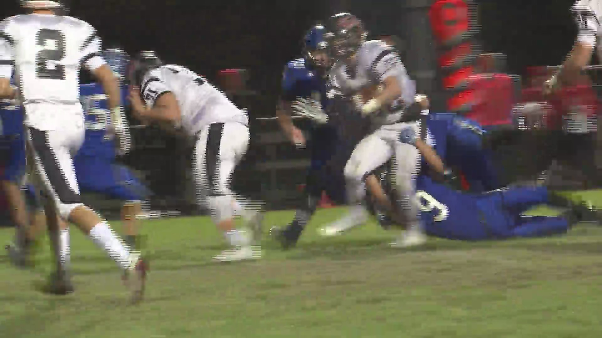 Operation Football Game of the Week 9: Franklin at Brookville