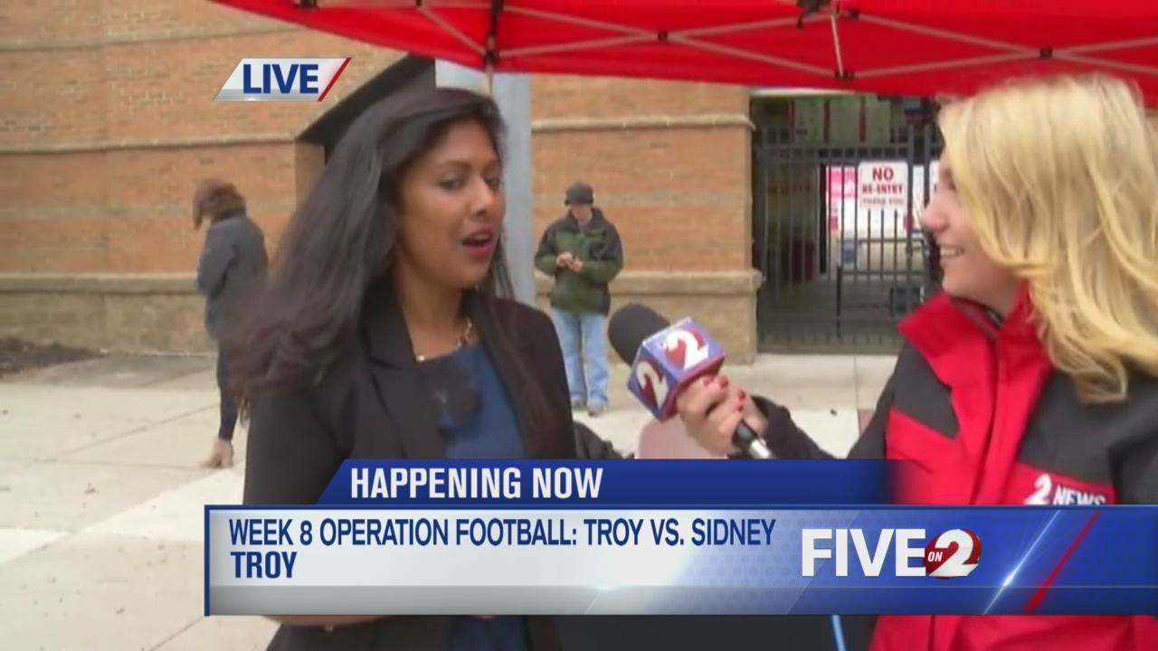 Operation Football Tailgate of the Week 8: Sidney at Troy
