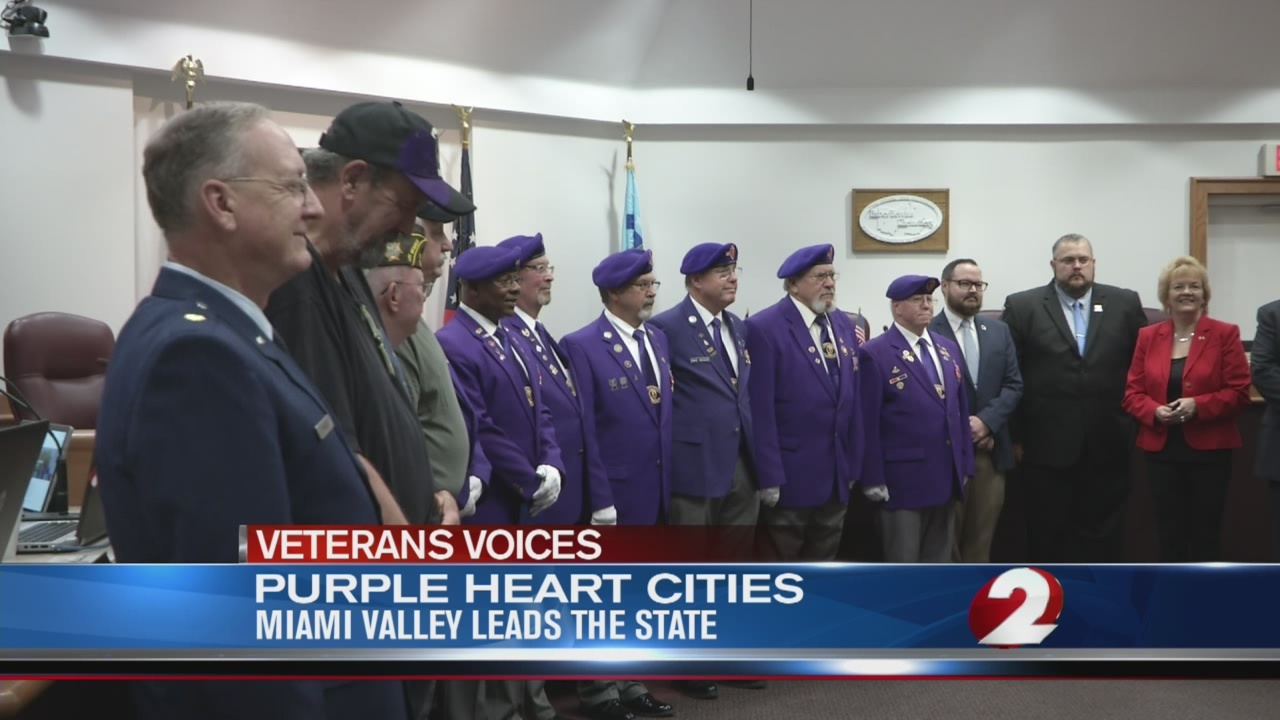 Veterans Voices: Purple Heart Cities