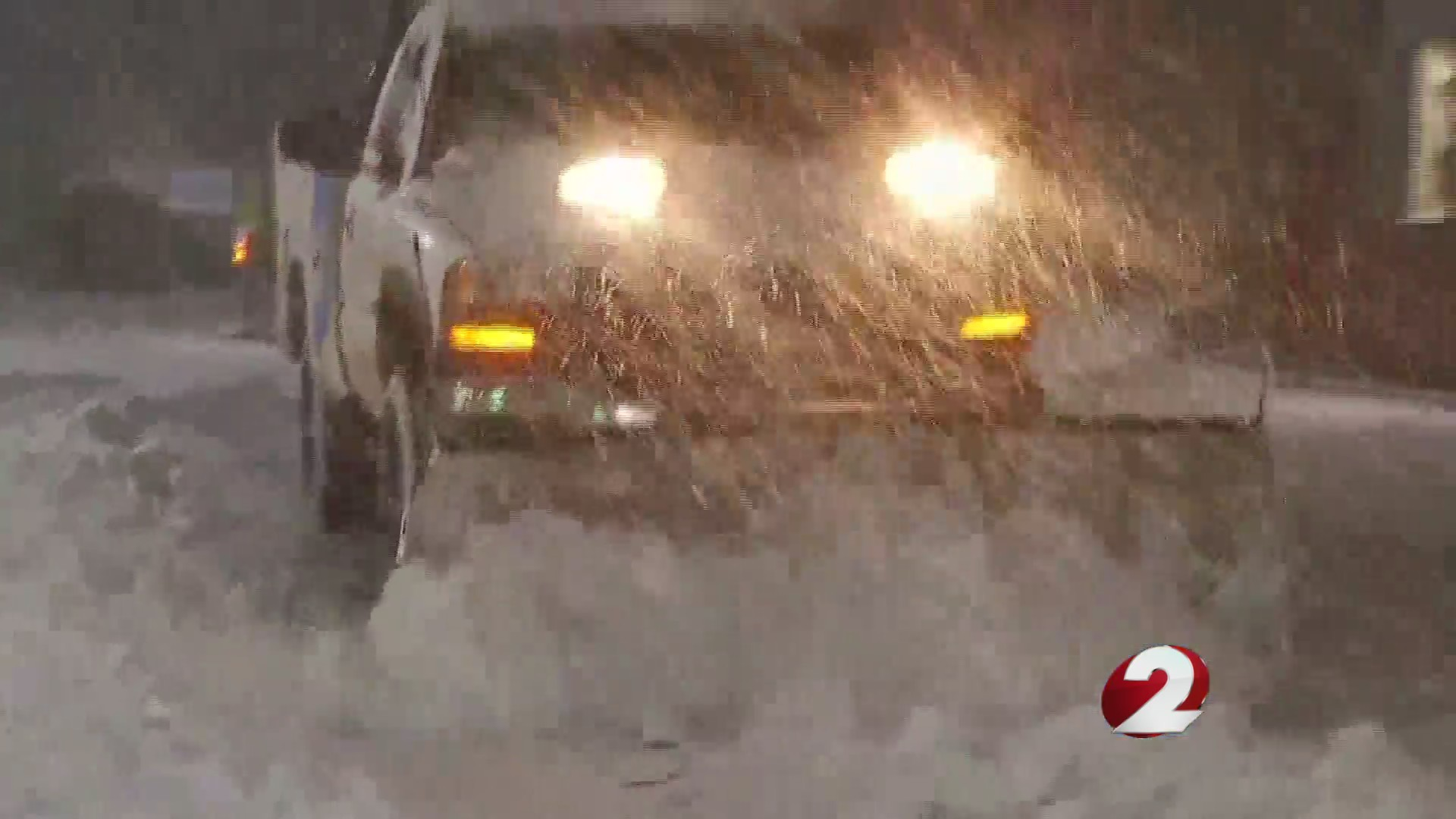 Snowstorm: Southern roads dangerous as slush refreezes